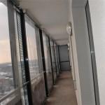inchidere balcon folie transparenta rulou simplu 1